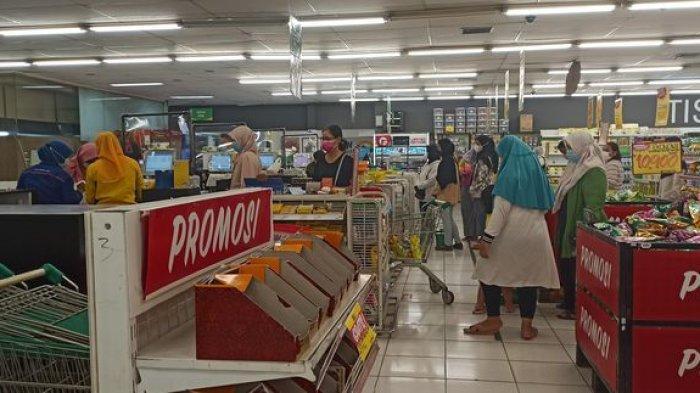 Giant Express Bakal Ditutup, Konsumen Semangat Ingin Dapat Diskon Besar Saat Belanja