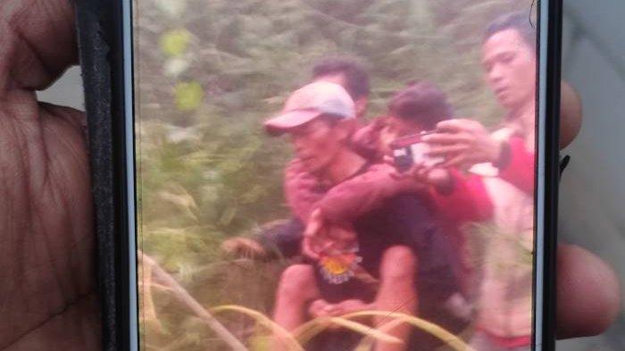 BREAKING NEWS Gibran yang Hilang 6 Hari Ditemukan di Curug Gunung Guntur, Tim SAR Kerahkan 100 Orang