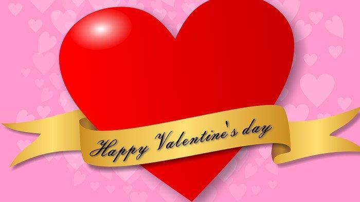 Kumpulan puisi, gambar, dan gif hari Valentine