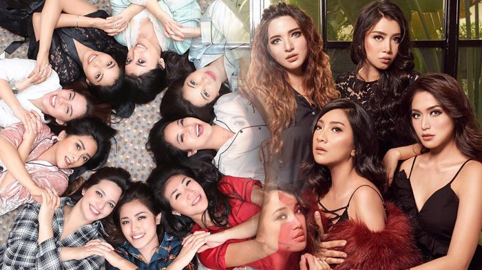 Disamakan dengan Nindy Pakai Piyama, Girls Squad Justru Panen Pujian: Ini Cantik, Bukan Upil Naruto