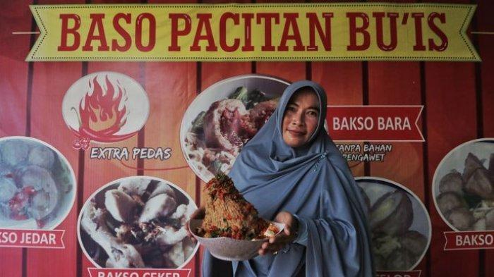Perjalanan Giyanti Kembangkan Bakso Pacitan Bu Is Selama 13 Tahun, Berharap SBY Mampir