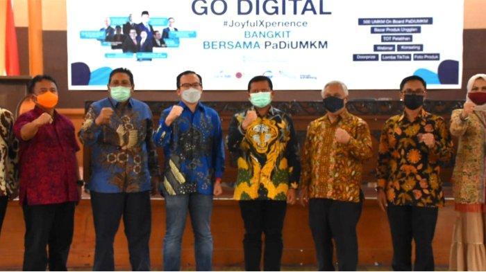 Dorong UMKM Naik Kelas, Pemda Sumedang Gelar UMKM Sumedang Go Digital