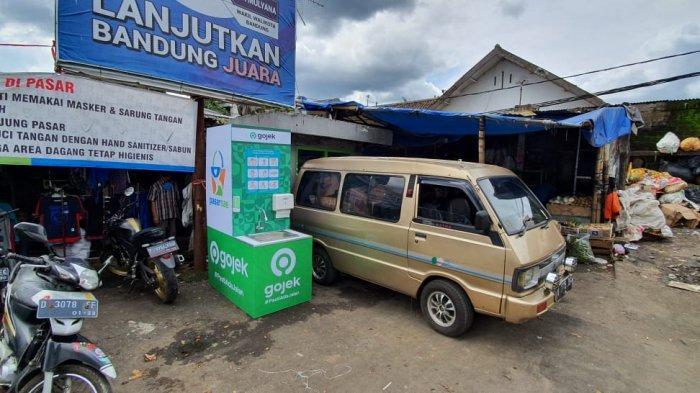Gojek Dorong Belanja Online Ke Lebih 50 Pasar Rakyat  Jawa Barat Lewat GoShop & Pasar Tani