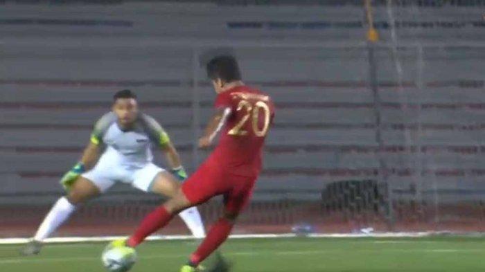 Osvaldo Haay Jadi Sorotan Media Asing usai Jadi Raja Gol Timnas U-23 Indonesia di SEA Games 2019