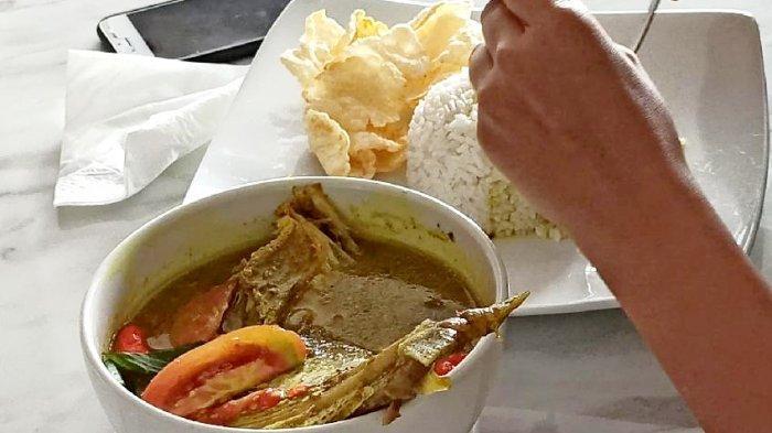 Gombyang ikan etong, kuliner khas Subang yang menggiurkan