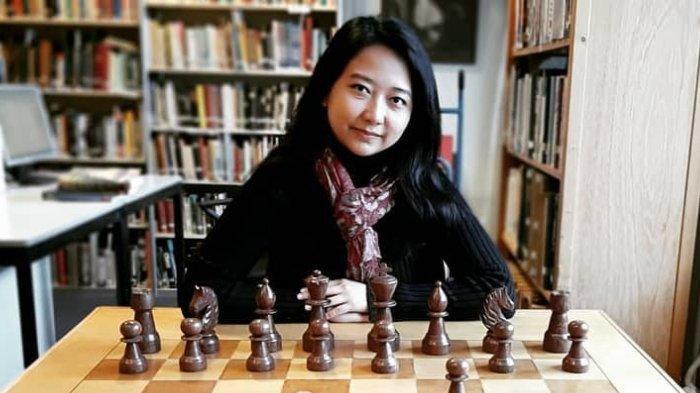 Siapa Irene Kharisma Sukandar, Perempuan yang Tantang Dewa Kipas Main Catur, Bukan Sosok Sembarangan