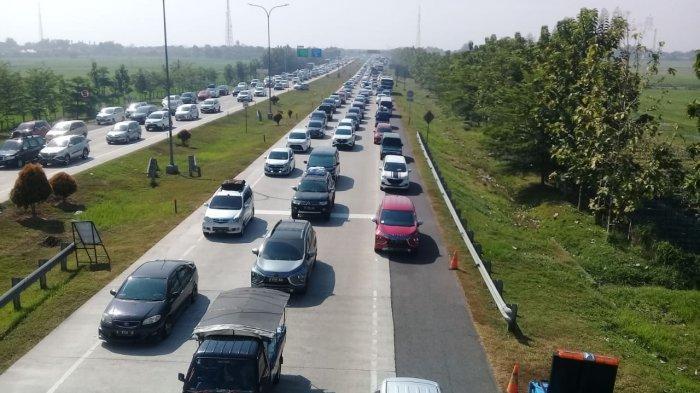 Pengalihan Arus di Ciamis ke Tol Cipali Dianggap Berpengaruh pada Penurunan Volume Kendaraan