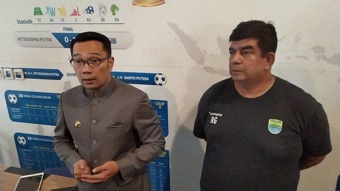 Gubernur Jabar Pantau Langsung Tes Corona Pemain Persib Bandung