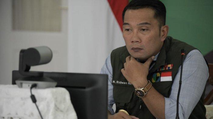 PSBB Jabar Dimulai 6 Mei, Ridwan Kamil Minta Tiru Kedisiplinan Anak Sekolah untuk Pertahankan Tren