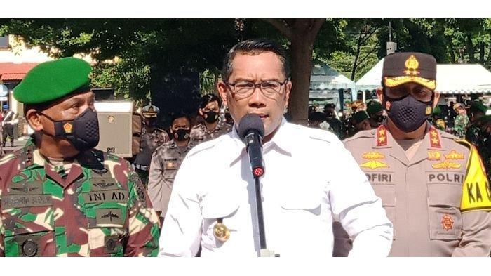 Ridwan Kamil Usul Libur Panjang Akhir Tahun Dipersingkat, Antisipasi Lonjakan Kasus Covid-19
