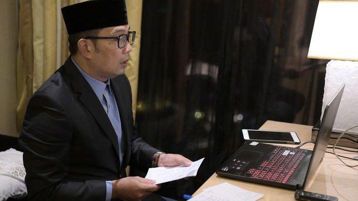 Komentar Ridwan Kamil Setelah Bupati KBB Aa Umbara Ditahan KPK: Bolanya Ada di Kemendagri
