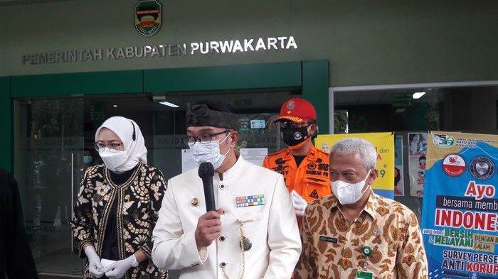 Rumah Sakit Overload, Ridwan Kamil Minta Hotel-hotel Sedaikan Ruang Isolasi, Biayanya Bisa Disubsidi