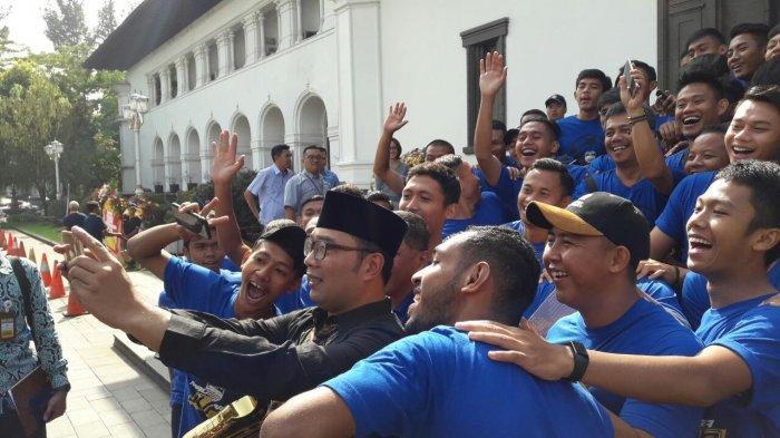 Ridwan Kamil Sayangkan Ada Oknum Bobotoh yang Berbuat Onar, Jangan Hanya Dukung Persib Saat Menang