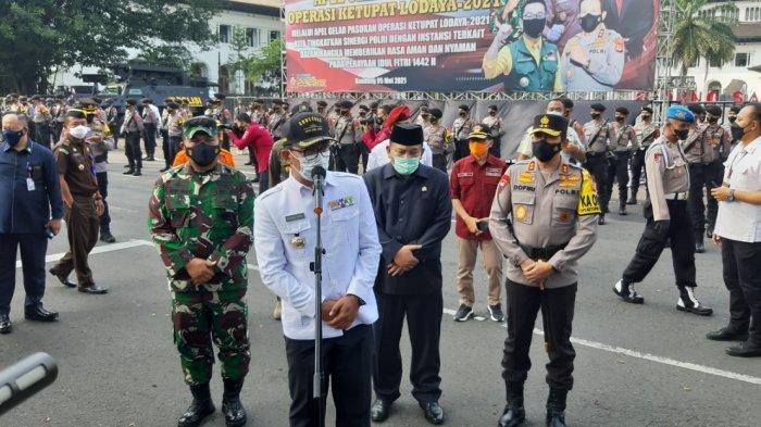 Bandung Barat dan Tasikmalaya Zona Merah, Gubernur Minta Kawasan Wisata Ditutup Dulu
