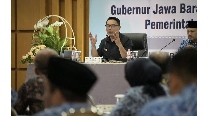 Lantik 35 Kepala SMA/SMK di Jabar, Gubernur Ingatkan Jangan Ada Lagi Kekerasan di Sekolah