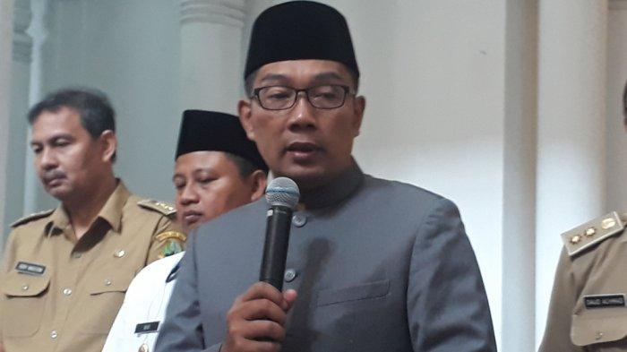Ridwan Kamil Ungkap Pertemuan Berkesan dengan KH Maimun Zubair, Didoakan dan Terkabul