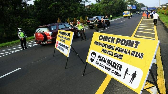PSBB Bodebek Akan Diperpanjang Sampai Bulan Depan, Dilaksanakan Secara Proporsional