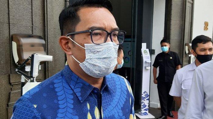 Angka Positif Covid-19 di Jawa Barat Tinggi Lagi, Ridwan Kamil Ungkap Fakta Ini, Kota Cirebon Merah