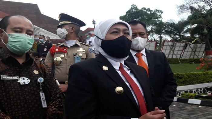 Sempat Tertinggi Kasus Covid-19 di Indonesia, Kini Jawa Timur Tanpa Zona Merah, Ini Kata Gubernurnya