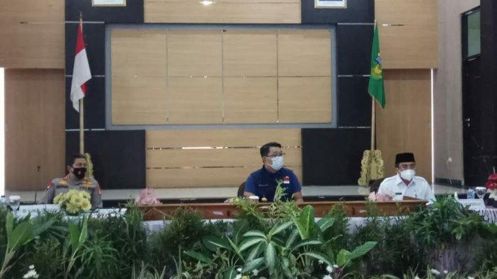 Gubernur Jabar: Kabupaten Tasik Tegolong Buruk dalam Penerapan Protokol Kesehatan