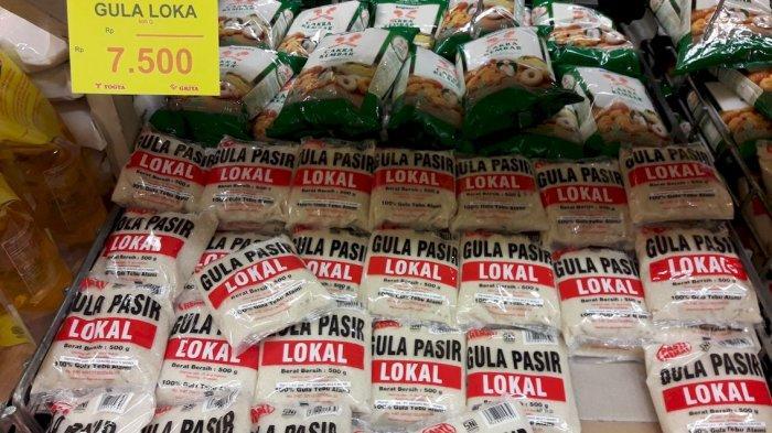 Di Cimahi, Gula Pasir Sudah 'Menghilang' Sejak 3 Hari Lalu, Tersedia di Supermarket