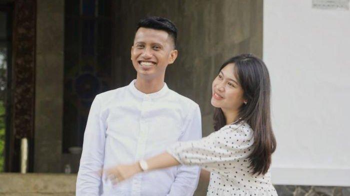 Gunawarman Tri Pambudhi dan Eliza Madyanty yang merupakan anak bupati Subang.