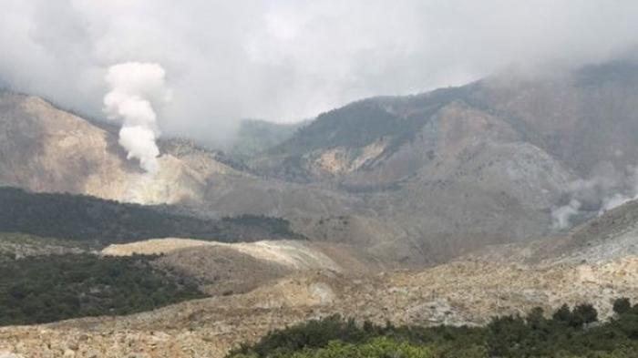 TWA Gunung Papandayan Garut Ditutup Mulai Hari Ini, Imbas Ada di Zona Merah Covid-19