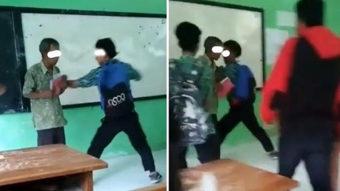 Klarifikasi SMK NU 03 Kaliwungu Kendal Soal Video Viral Guru yang Terlihat Diserang Sejumlah Siswa