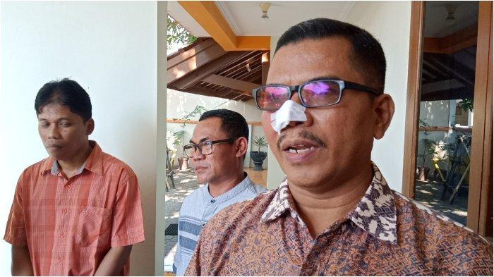 Guru SMP di Indramayu Ditinju Wartawan Gadungan, Langsung Lapor Polisi
