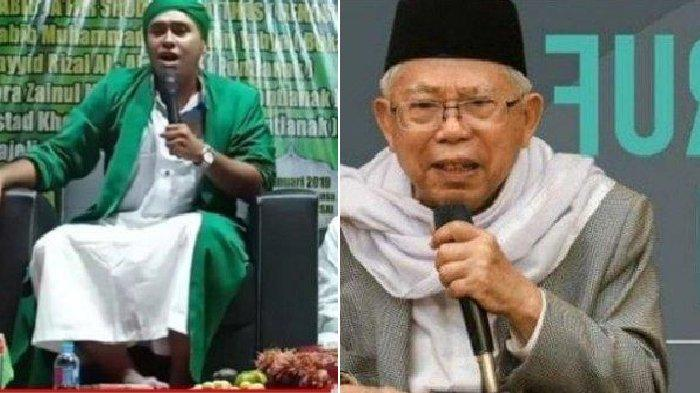 Jejak Digital Habib Jafar Shodiq yang Diduga Hina Ma'ruf Amin, Sebut Kata 'Babi', Videonya pun Viral