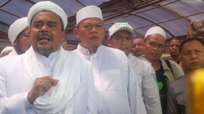 Rizieq Shihab Surati Presiden, Polri:Yang Menilai Bisa di-SP3 atau Tidak Kan Penyidik