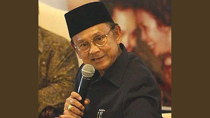 ITB Berduka Cita, BJ Habibie Patut Jadi Teladan baik bagi Kita Semua
