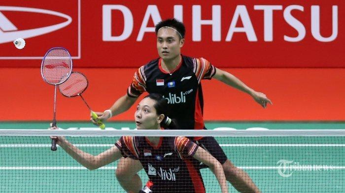 Singapore Open 2021, Mimpi Pasangan Ganda Campuran Indonesia Tampil di Olimpiade Pupus
