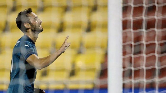 Turki vs Italia, Senol Gunes Yakin Menang, Roberto Mancini Ajak Bersenang-senang