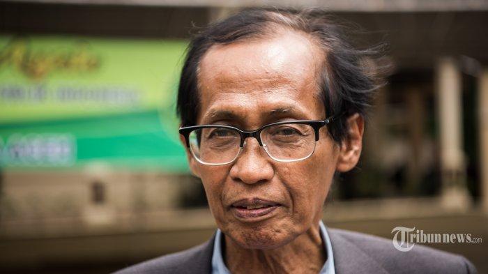 KABAR DUKA, Artidjo Alkostar Meninggal, Dia Mantan Hakim Agung yang Kini Jadi Anggota Dewas KPK