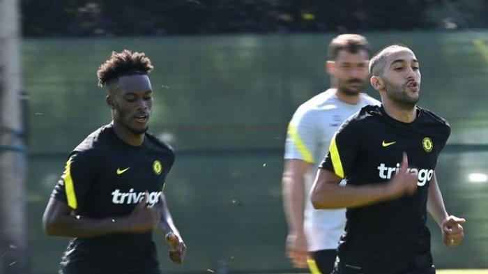 AC Milan Belum Berhenti Bergerak, Ingin Datangkan HakimZiyech dari Chelsea