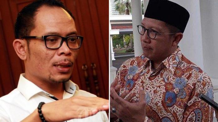 Hanif Dhakiri vs Lukman Hakim, 2 Menteri Jokowi Nyaleg di Dapil Jabar VI, Ada yang Jadi Vote Getter