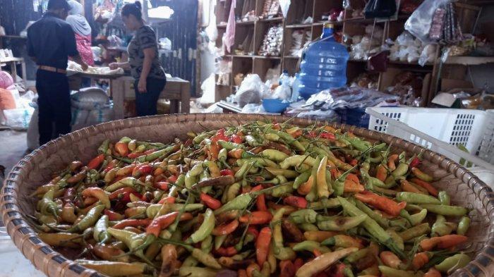 Pasokan Barang Langka, Harga Cabai Rawit di Pangandaran Melonjak