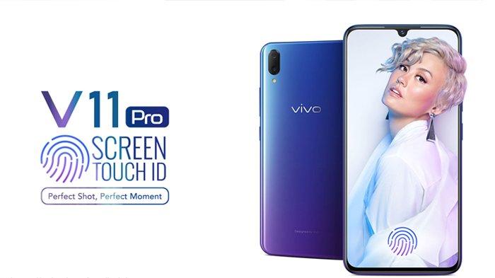 Daftar Harga Hape Terbaru Vivo Mei 2020, Vivo V11 Pro Rp 5 Jutaan, Vivo V19 Berapa?