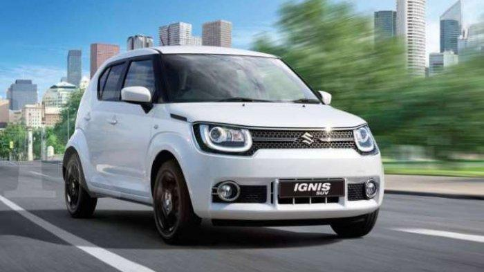 Ilustrasi - Turun banyak, harga mobil bekas Suzuki Ignis tahun muda mulai Rp 100 jutaan