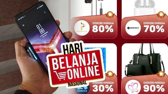 Shopee Paling Diminati Penggemar Belanja Online, Menyusul Tokopedia dan Lazada