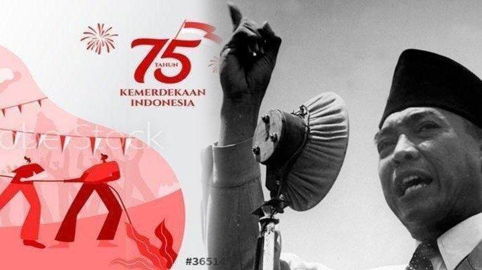 Ternyata Ada Alasan Hari Kemerdekaan di Tanggal 17 Agustus, Begini Paparan dari Soekarno