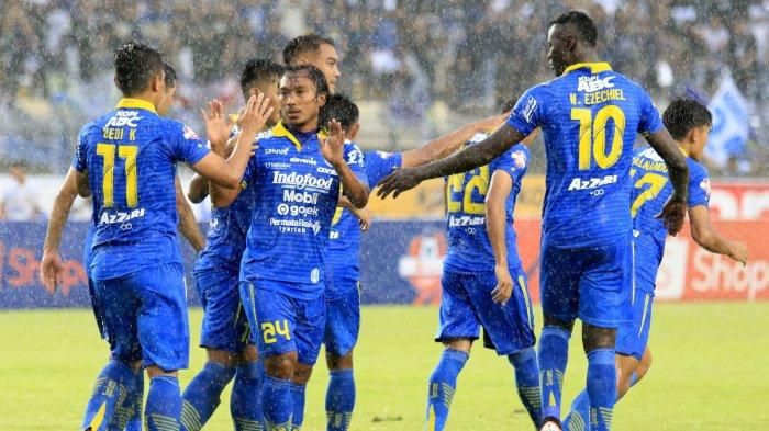 Ternyata Gara-gara Laga Lawan PSM Makassar, Persib Bandung Didenda Rp 200 Juta