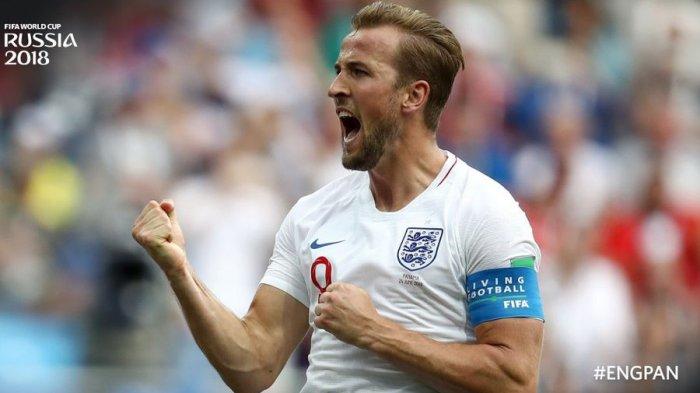 Harry Kane Raih Golden Boot,  Prancis Juara Dunia