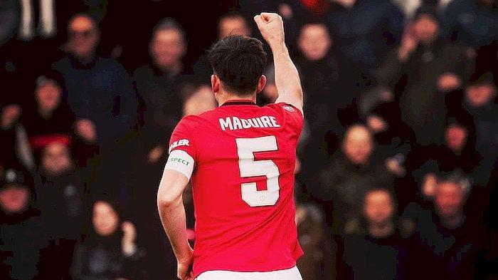 Big Match Arsenal Vs Manchester United - Harry Maguire Berharap Setan Merah Segera Bangkit