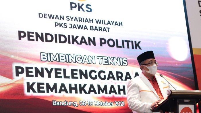 Kadernya Sampai 140 ribu Orang, PKS Jabar Bentuk Penegak Disiplin Partai