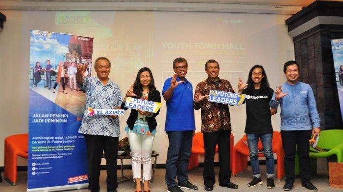 XL Future Leaders 7 Fasilitasi Diskusi Publik di Yogyakarta
