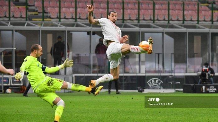 Hasil Liga Eropa Dini Hari Tadi, AC Milan, Arsenal, dan Manchester United Lolos ke Babak 16 Besar