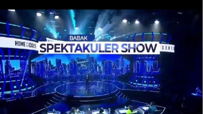 Link Live Streaming RCTI Indonesian Idol 2021 Spektakuler Show Top 11, Siapa yang Akan Tersingkir?