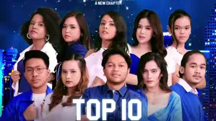 Hasil Indonesian Idol Top 10 Tadi Malam, Kontestan Cantik Ini Tersingkir, Berikut 9 Orang yang Lolos